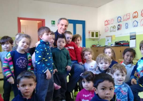 progetto sognatori scuola materna di velate