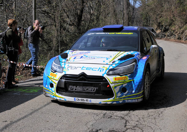 Rally dei Laghi, la Ps 8