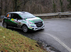 Rally dei Laghi PS 5