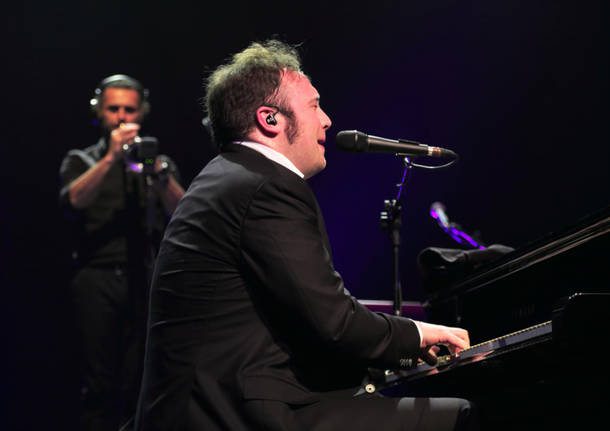 Raphael Gualazzi in concerto a Varese