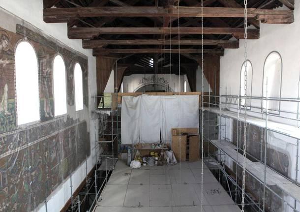 restauro basilica natività betlemme