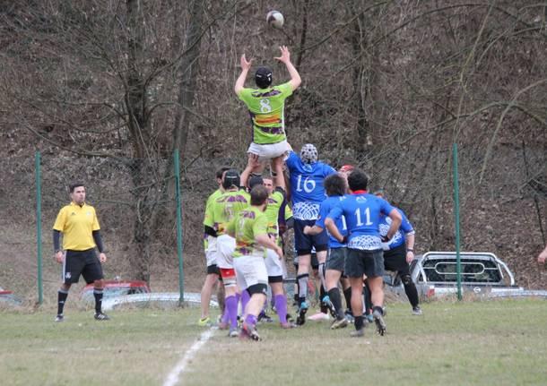 Rugby: Valcuvia – Gattico 25-3