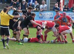 rugby varese highlanders formigine