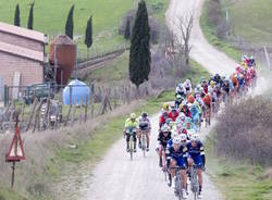 strade bianche ciclismo