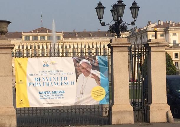 Papa Francesco a Milano: LA DIRETTA