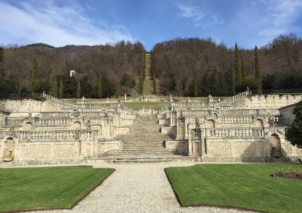 Una visita a Villa della Porta Bozzolo