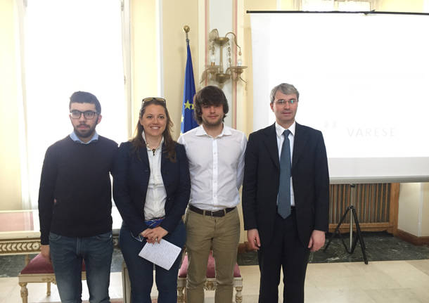 Varese capitale dei giovani 2017