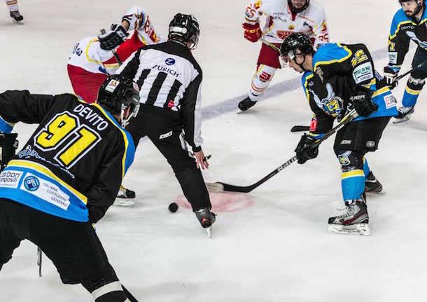 varese killer bees cramosina hockey su ghiaccio