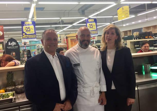 Alimentazione e menopausa: con chef Brovelli è al top