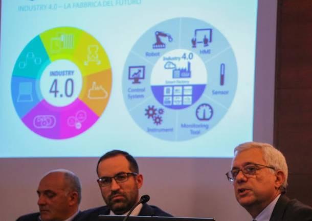 assemblea univa:  Aniello Aimone, Sergio Capelli, Oreste Galasso.