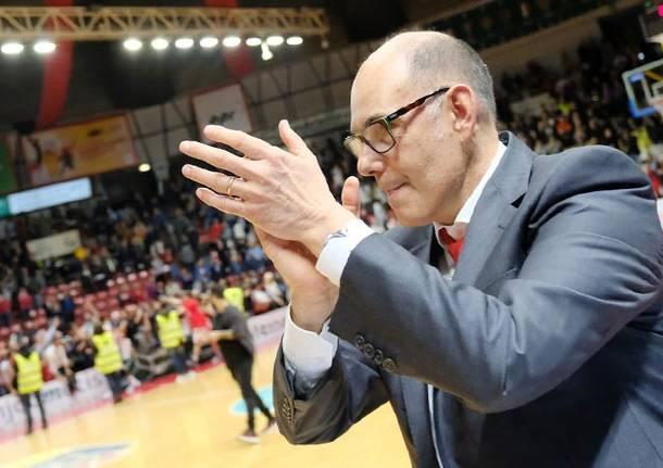 Attilio Caja, andata e ritorno a Varese