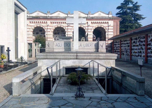 Busto Arsizio - Cimitero monumentale