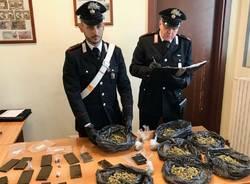 carabinieri legnano droga marijuana hashish