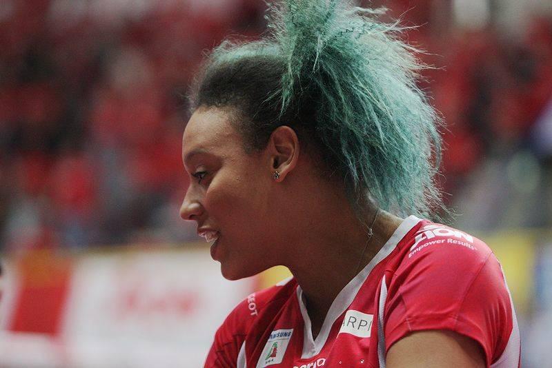 Yamamay - Monza Gara 2 dei playoff di volley
