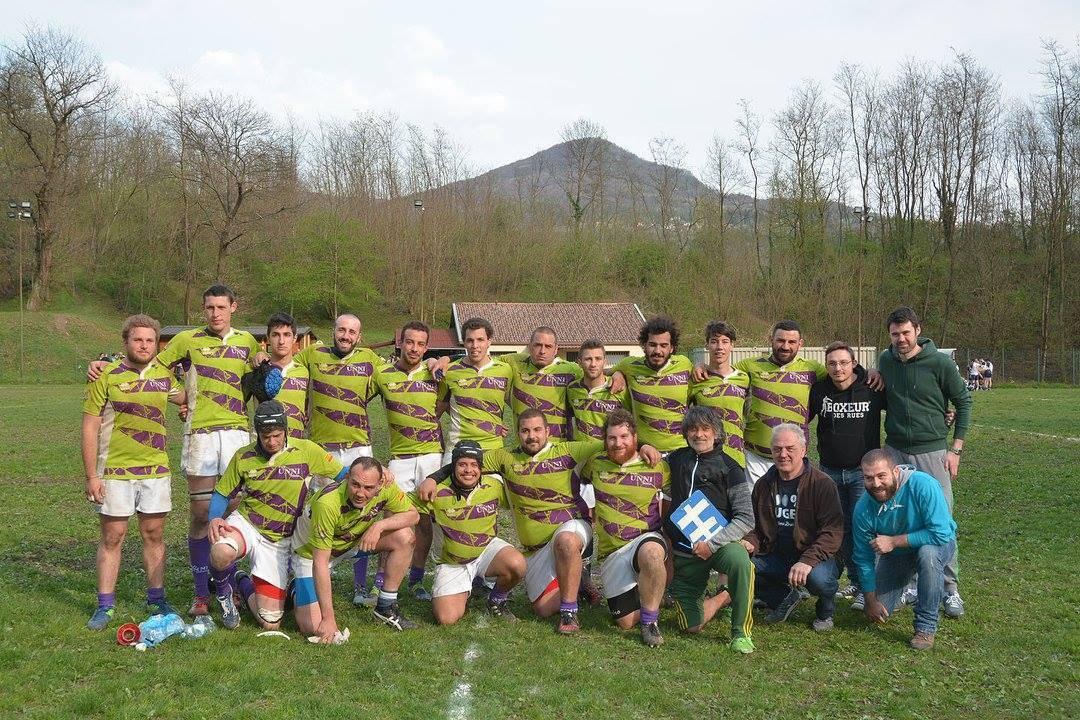 Rugby Malpensa Cadetti - Unni Valcuvia 10-43