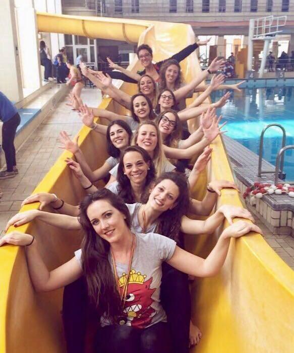 Busto Nuoto campione d\'Europa