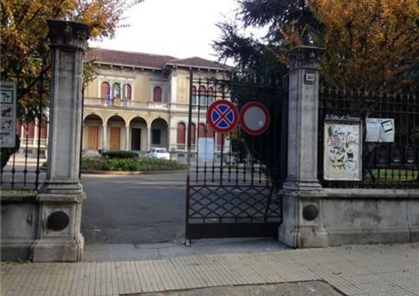 """Fagioli: \""""Non ci sono fondi per salvare Villa Gianetti dal degrado\"""""""