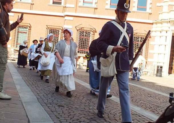 Rievocazione storica a Varese