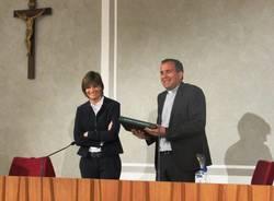 L\'europarlamentare Lara Comi al Collegio Rotondi