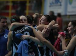 UYBA-Kazan, la partita