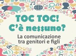 TOC TOC! C'è nessuno? Percorso di 4 incontri sulla comunicazione tra genitori e figli