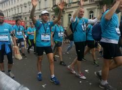 I runner varesini corrono per Viola