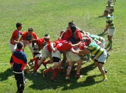 Rugby Varese - Chicken Rozzano 35-13