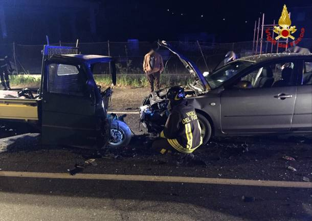 Incidente a Gubbio. Morti Manuel Amadu, Giancarlo Spaziani e Valerio Tittarelli
