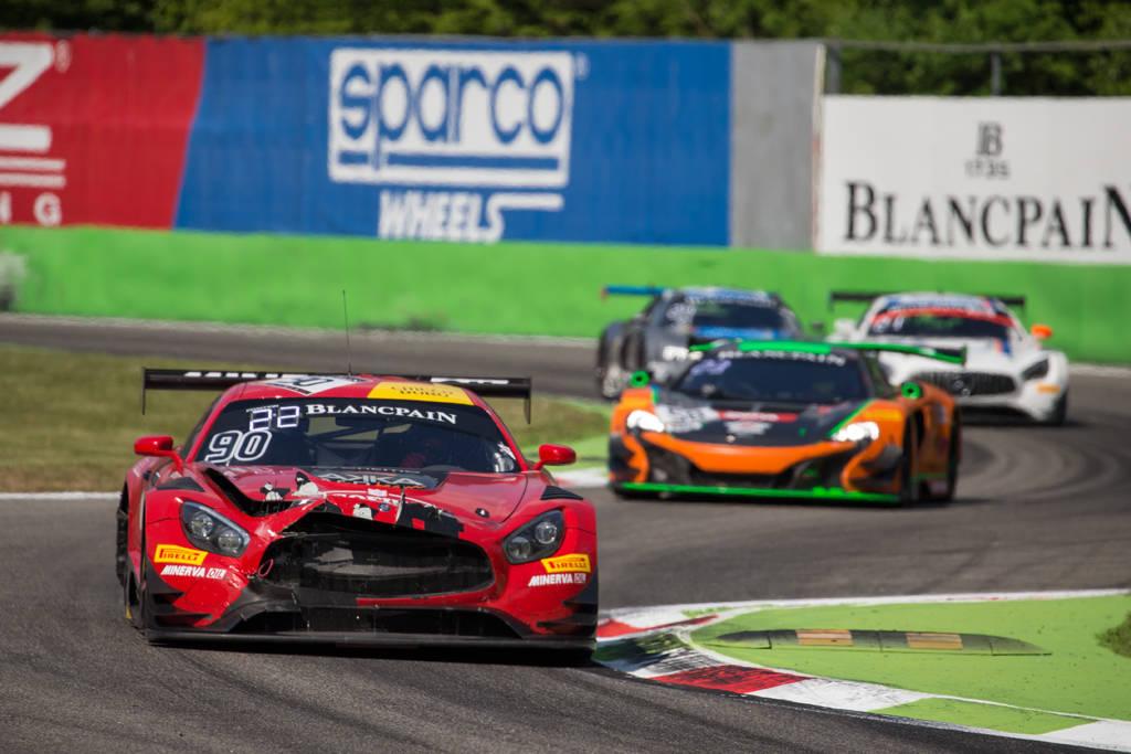 Blancpain Endurance Series e Super Trofeo Lamborghini a Monza