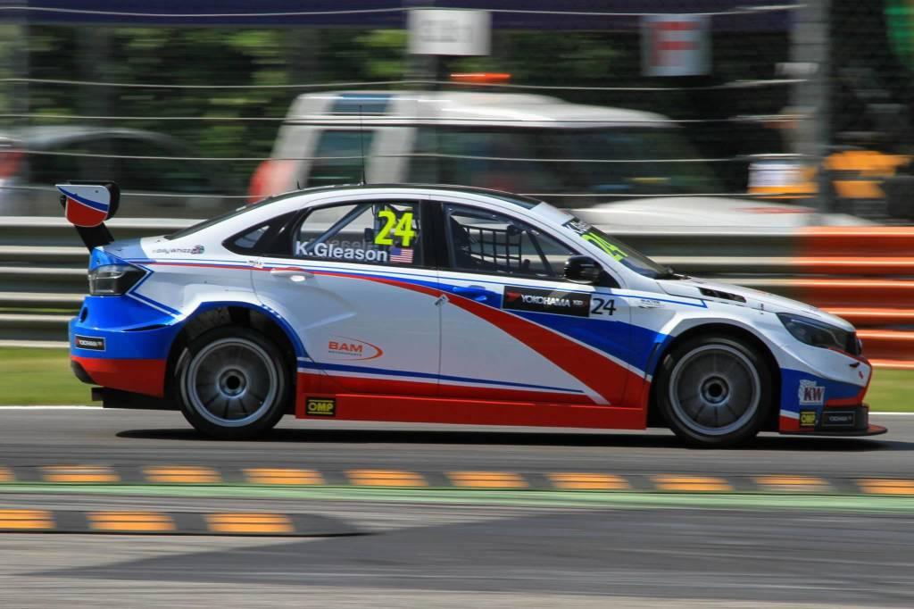 La WTCC OSCARO Race of Monza