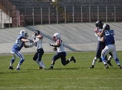 Torna il Football Americano a Masnago