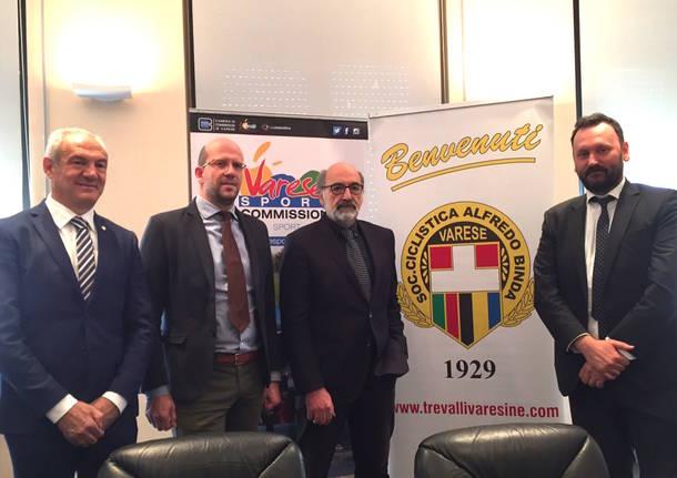 ciclismo progetto binda 2017 renzo oldani