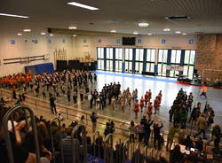Color Guard and Percussion Day a Tradate