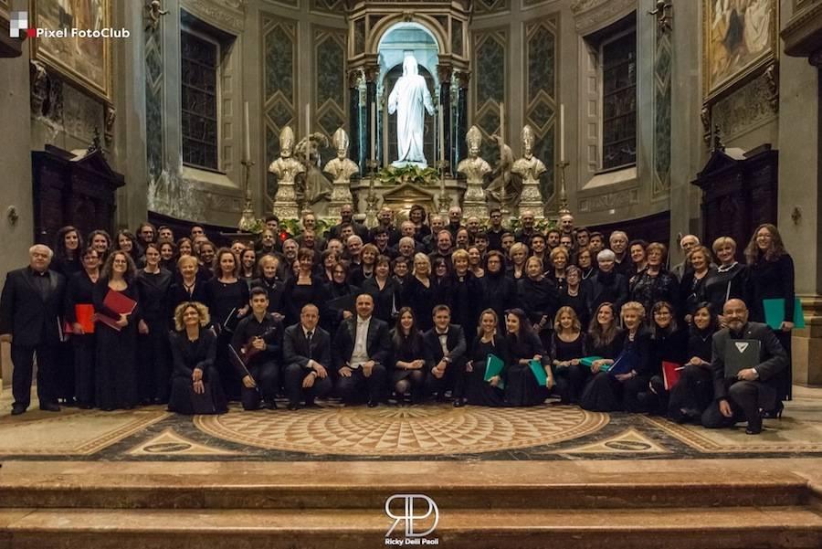 concerto coro Neovibes basilica Gallarate