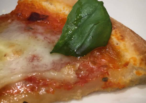 Corsi tigros: la pizza senza glutine di Leone Coppola