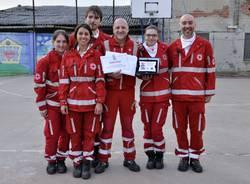 croce rossa gallarate gare regionali emergenza