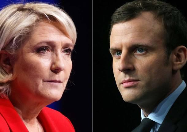 Al ballottaggio sarà Macron vs Le Pen