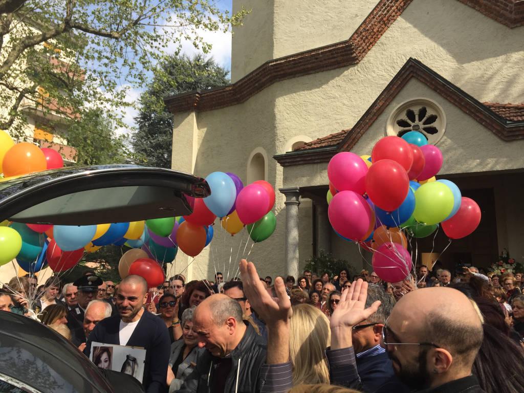 Funerali Valentina Garibaldi