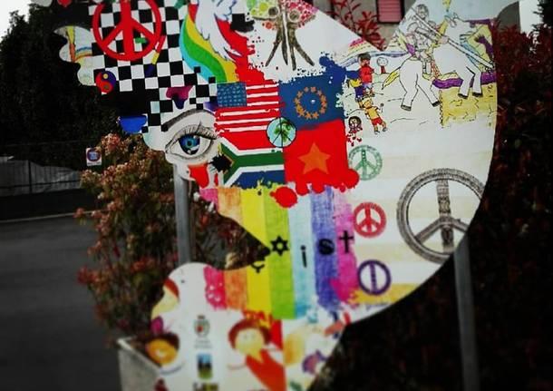 """Il 25 aprile porta la """"Rotonda della pace"""""""