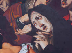 Il murales di Andrea Ravo Mattoni