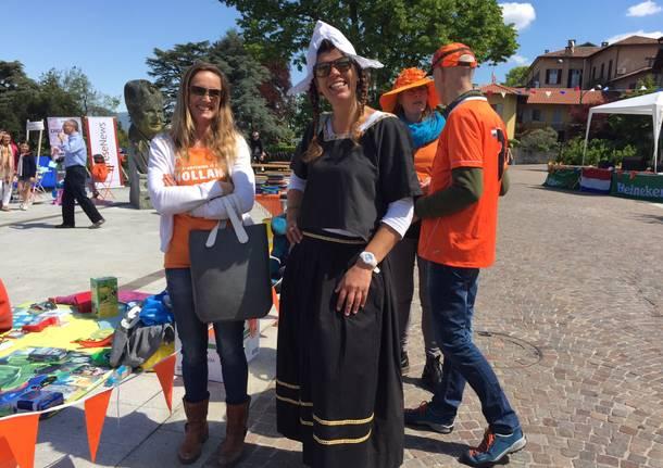 In tantissimi per la festa olandese