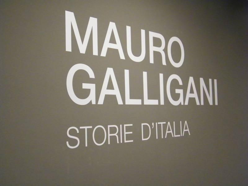 Inaugurazione Mauro Galligani