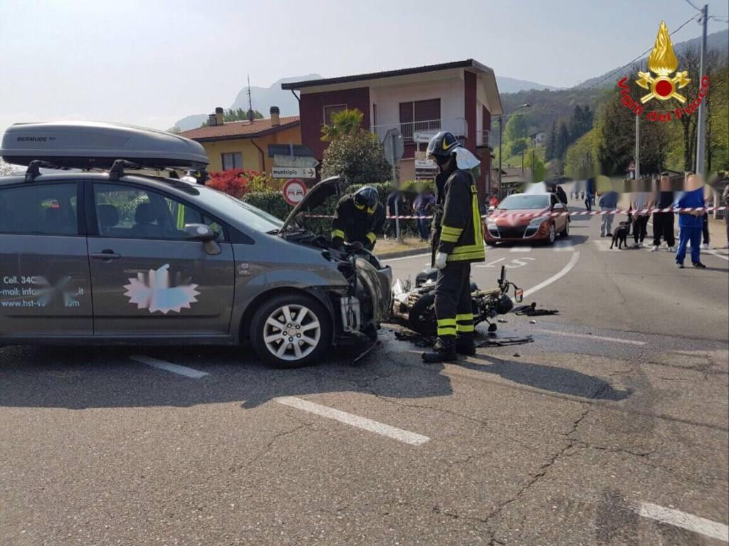 Incidente Brissago Valtravaglia
