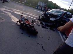 incidente cugliate fabiasco 15 aprile 2017