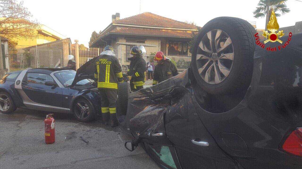 Incidente Somma Lombardo