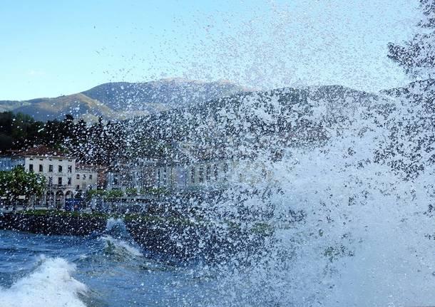 lago maggiore vento luino candido quatrale