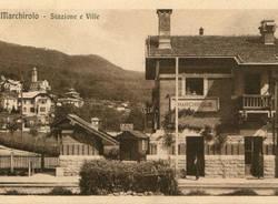 Le foto storiche delle stazioni del tram della Valganna