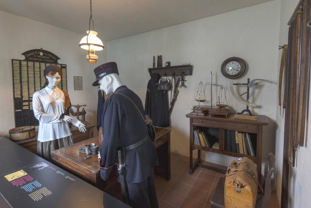 Lugano - Museo delle dogane Gandria