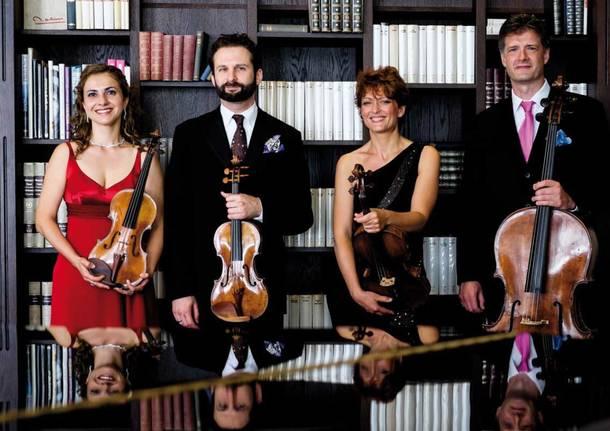 LuganoMusica - Quartetti d'archi