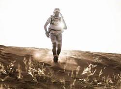 mario paonessa podismo marathon des sables 2017